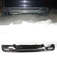 Carbon Fiber Rear Bumper Diffuser Lip for BMW 1 Series E82 M Tech M-Sport 07-13