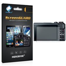 3 LCD chiaro Pellicola Proteggi Schermo Risparmiatore Per Fotocamera Canon Powershot G7 X MARK II