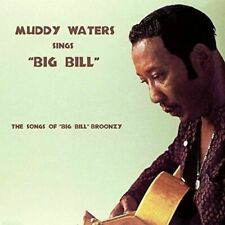 Muddy Waters - Sings Big Bill 2016 Hallmark CD Album Ex/m