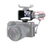 UURig Camera Vlog Selfie Flip Screen Bracket Mount for Sony&Canon&Nikon&Fujifilm