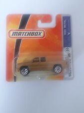 Matchbox 2006 Super Fast 1-75 Series #10 - Chevrolet Silverado SS