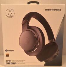 AUDIO TECHNICA ATH-SR6BT BLUETOOTH WIRELESS OVER-EAR HIGH RESOLUTION HEADPHONES