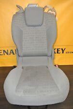 RENAULT SCENIC MK2 2003-2008 DRIVERS SIDE REAR SEAT LIGHT GREY PRIVELIDGE GENU