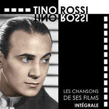 CD Tino Rossi - Les chansons de ses films : Volume 1 & 2 - L'intégrale / IMPORT