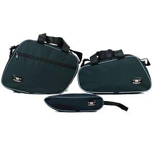 Pannier liner Inner Luggage Bags to fit SUZUKI V-STROM 1000 2014 onwards PAIR