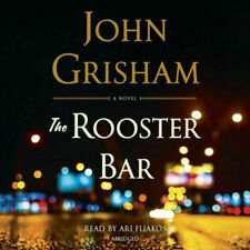 The Rooster Bar by John Grisham (2017, CD, Abridged)
