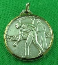 pendant Medal Bowling bawls petanque boule 1 1/4 inches