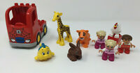 LEGO DUPLO SPIDER-MAN TRUCK - PEOPLE - ANIMALS - BUNDLE