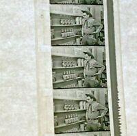 Advertising 16mm Film Reel - TREE TOP Sheriff Tex - ALADDIN (TT11)