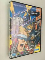 Rent a Hero Mega Drive MD Genesis Used Japan Boxed Tested Working Action Game