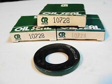 LOT OF 3  NEW CHICAGO RAWHIDE OIL SEALS 10728 CR Free Shipping