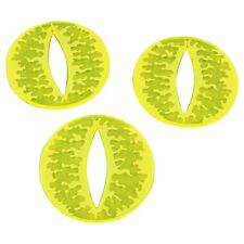 Cthulhu Evil Eye Acyrlic Sealed gate Tokens, Yellow for Arkham Horror Board Game