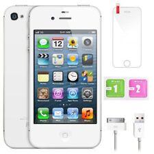 Apple iPhone 4S 16GB Smartphone Handy Ohne Simlock Garantie White Weiß