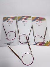 Knitpro Symfonie circular needles 2-12 mm, 60 cm