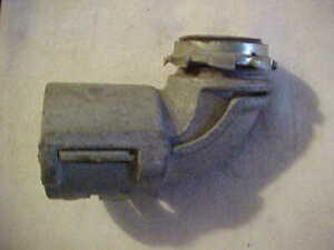 """1 NOS Thomas & Betts 273 1"""" 90 Degree Elbow Squueze Connector Conduit Fitting"""
