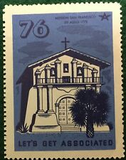 #76 Mission San Francisco De Assisi 1776, Let's Get Associated Flying A Gas Co.