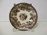 """ROYAL STAFFORDSHIRE TONQUIN BROWN CLARICE CLIFF FRUIT BOWL- 4 7/8"""" 1109J"""