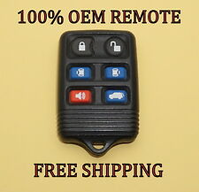 100% OEM FORD FREESTAR MONTEREY KEYLESS REMOTE ENTRY FOB CWTWB1U551