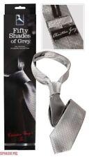 Corbatas, pajaritas y pañuelos de hombre grises de poliéster