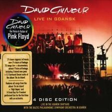 David Gilmour : Live in Gdansk [2cd + 2dvd] CD (2008) ***NEW***
