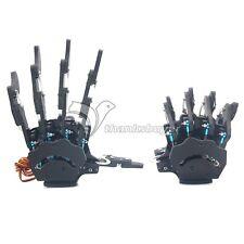 Assembled Robot Mechanical Claw Arm Five Fingers Right Hand & Left Hand+Servo