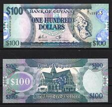Guyane - Guyana billet neuf de 100 dollars pick 36 UNC