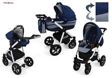 Baby Pram Pushchair Buggy Car Seat, Nexxo Modern Travel System 2in1/3in1 4in1