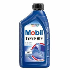 Mobil 1 ATF Type F Motor Oil 1 QT X 12 ( Case of 12 )