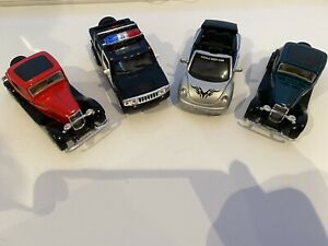 Scalextric - Suitable For Conversion - Kinsmart 1:32 Various Diecast  Cars