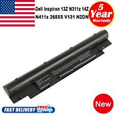 New listing 6 Cell Battery for Dell Latitude 3330 Vostro V131D V131R 312-1257/1258 H2Xw1