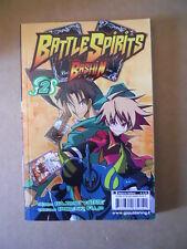 BATTLE SPIRITS BASHIN Vol.2 2011   Hajime Yatate ed. Gp Manga [G701]