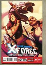 Uncanny X-Force #2-2013 nm- X-Men Marvel NOW