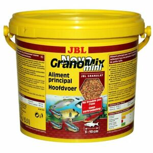 JBL Novogranomix Mini - 5,5 Litre - Novo Grano Mix Mini Granulate Feed