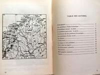 1969LES LAPONS ETUDE D'UNE MINORITE SCANDINAVE SUEDE NORVEGE FINLANDE LIVRE BOOK