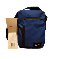 NIKE SMALL BAG MESSENGER MINI SATCHEL CLUTCH SHOULDER HANDBAG ROYAL BLUE