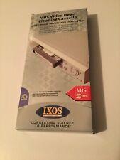 Video Head Cleaning Casette AV Care VHS Casette for VHS Casette Players Machines