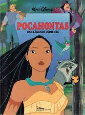 Livre d'occasion - Pocahontas Une Légende Indienne - Walt Disney