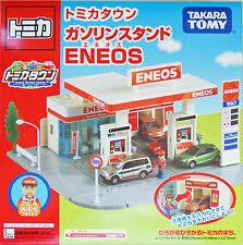 Tomy 795735 Tomica Town Gas Station (ENEOS)