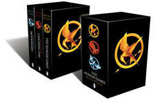 The Hunger Games Catching Fire Mockingjay 3 Books Series Collection AUS