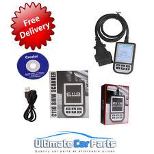Bmw C110 escáner Motor de diagnóstico Airbag Abs código de avería Scan Tool Lector obd2bm