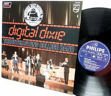 the DUTCH SWING COLLEGE BAND Digital Dixie LP near-mint vinyl #109