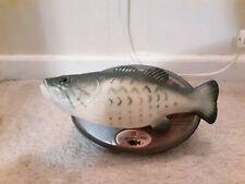 Gemmy Big Mouth Billy Bass 15 year edition Knockoff Dancing Singing Fish