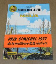AUCLAIR - SIMON DU FLEUVE - 3 - MAILIS + BANDEAU ST-MICHEL 77 - EO ( BE+/TBE )