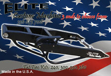 360 FAT TIRE KIT SUZUKI GSXR 05-06 1000 HAYABUSA WIDE PHAT SWINGARM R1 CBR ZX14