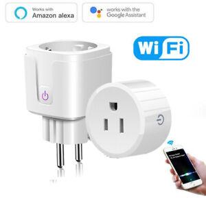 Tuya Smart Life Wifi Socket Israel Plug 10A US EU 16A APP Support For Home Alexa