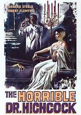 The Horrible Dr. Hichcock (DVD, 2016)