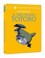 IL MIO VICINO TOTORO MIYAZAKI BLU-RAY + DVD STEELBOOK LIMITED - SIGILLATO