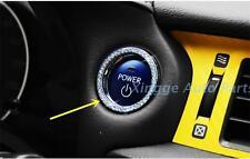 1*Silver Start Button Decorate Circle For Lexus ES250 ES350 ES300H CT200H RX270
