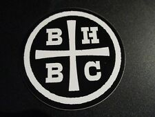 BARRELHOUSE BREWING Paso Robles California in STICKER craft beer brewery brewing