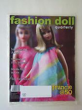 Fashion Doll Quarterly FDQ Magazine Summer 2016 Anouk Matilda Pink Francie Paris